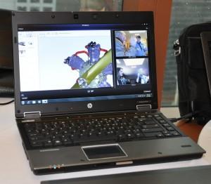 Laptop HP8540w