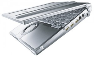 laptop panasonic cf t8