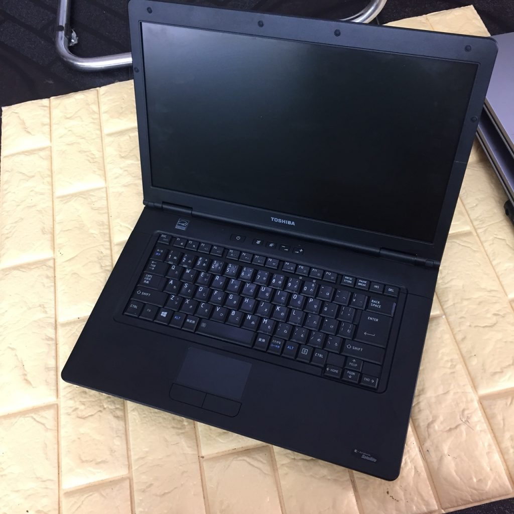 toshiba satellite B452