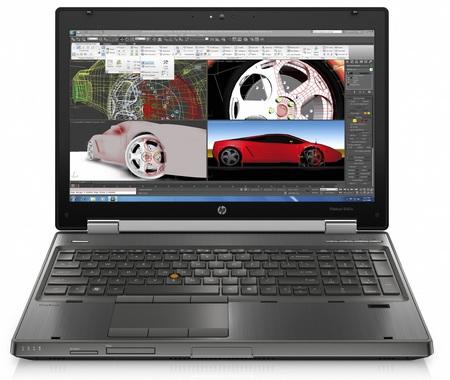 HP Elitebook Workstation 8570W